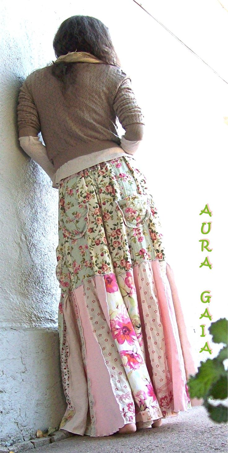 Mode: Broek-Rok-Jeans-Bloomer-Broekrok ~Aura Gaia 1~