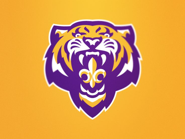 Part of a series of logos created for USA Today and their SEC blogs. More to come. You can see the application below. http://sports.usatoday.com/ncaa/sec/lsu/