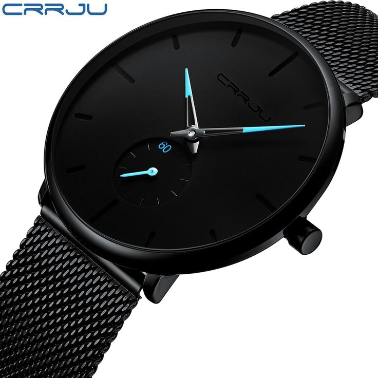 Luxury Crrju Fashion Mens Watches