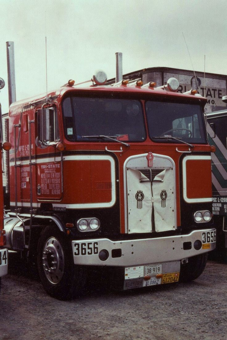 550 best work trucks images on pinterest big trucks semi trucks