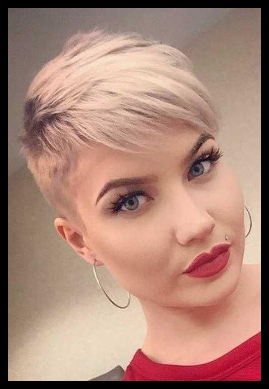 Cute Pixie Cuts For Stylish Girls 2019 Frauen Haar Modelle