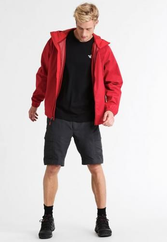 The #north face quest giacca hard shell red Rosso scuro  ad Euro 88.00 in #The north face #Uomo sports abbigliamento