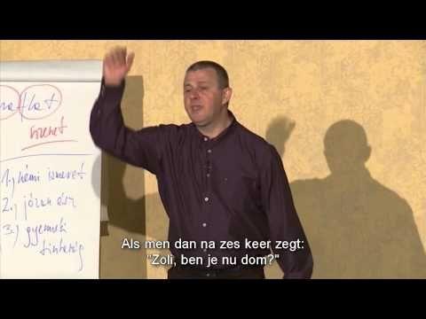 Nieuwsgierige mensen worden niet oud! Dr.Lenkei DVD [3/9] - YouTube