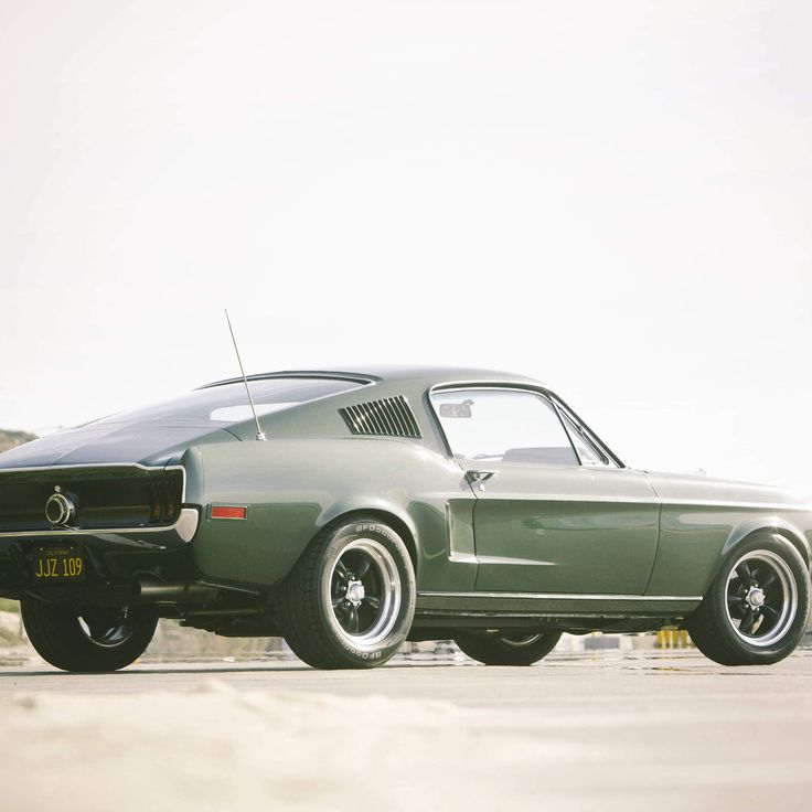 McQueen's Bullitt Mustang is for sale