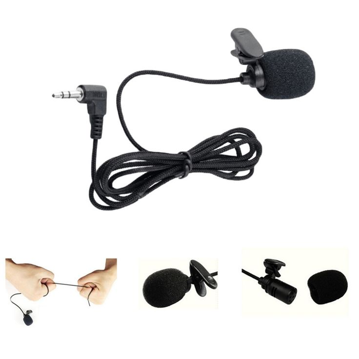 0.7$  Buy here - Universal Portable 3.5mm Mini Headset Microphone Lapel Lavalier Clip Microphone for Lecture Teaching Conference Guide Studio Mic   #aliexpressideas