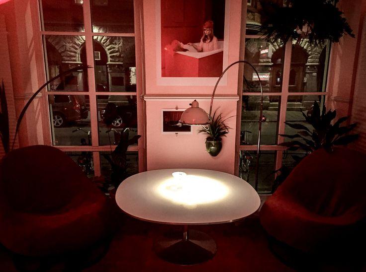 Barba Lounge at Cafe Dornonville : Coffee & Tea Lounge in Malmö, Sweden