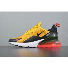 ad9a95899b5e Nike Air Max 270 27c half palm air cushion rainbow color sport shoes for men