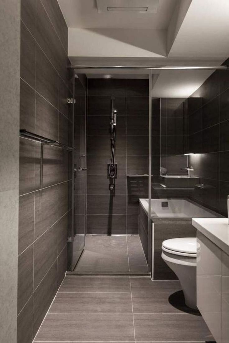 Incredible Modern Bathroom Shower Ideas For Small Bathroom 34 Bathroom Design Small Modern Modern Small Bathrooms Best Bathroom Designs