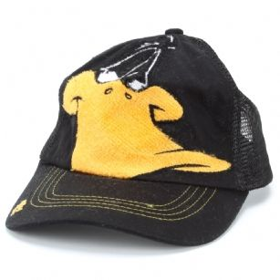 Too Cute Daffy Duck Cap - Update your casual wardrobe with this cap from warner bros™created with a mesh back