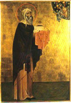 Saint for Today - St John of Damascus 03/27/20140
