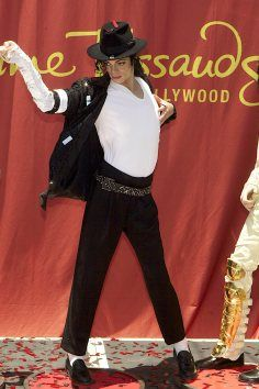 Madame Tussaud's Hollywood Wax Museum, Hollywood celebrities made from wax