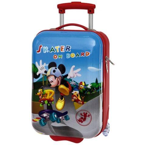 Mickey Mouse - Kufr Skater, 55 cm