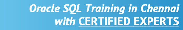 Our program of Oracle SQL Training in Chennai, stands best when compared with programs of other IT training institutes of this city.We are providing the best. http://www.vkvtechnologies.com/services/oracle-sql-training-in-chennai/