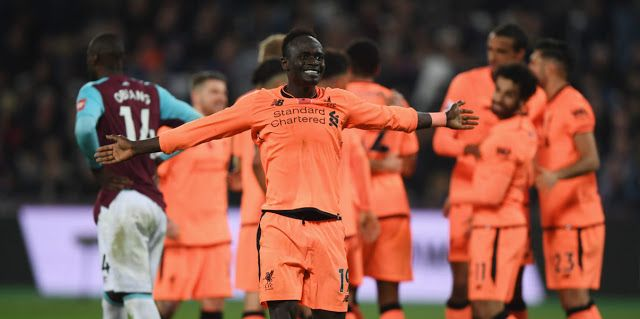 Welcome to momoh's gist: Liverpool 4 West Ham 1: Hosts up to second after M...
