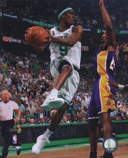 Rajon Rondo, Game Six of the 2008 NBA Finals; Action #25
