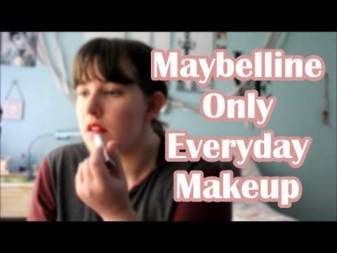 Maybelline Only Everyday Makeup