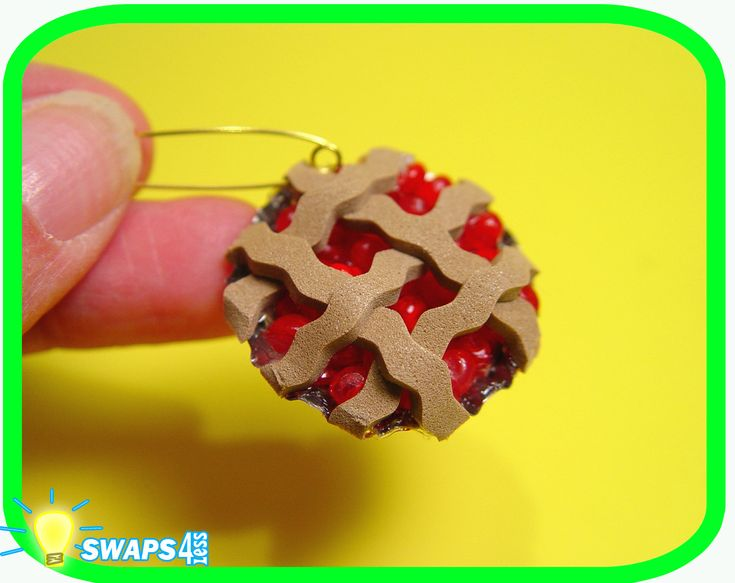 cherry pie girl scout swaps craft kit by swaps4less