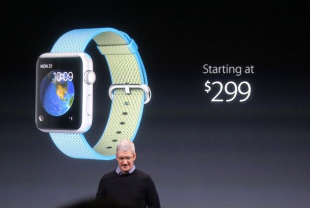 The entry-level price for the Apple Watch is dropping to $299 - http://eleccafe.com/2016/03/21/the-entry-level-price-for-the-apple-watch-is-dropping-to-299/