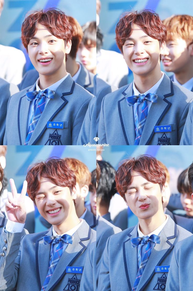 Joo Hak-nyeon #produce101season2 #주학년