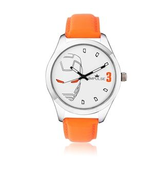 Laurels Men Casual Watch - 80% discount on this watch only offered at www.fashionandyou.com