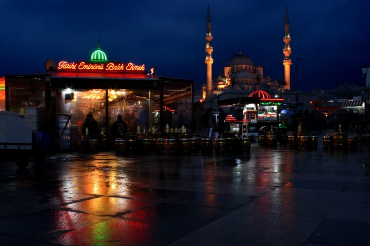 Istanbul de nuit, #Istanbul / Reportage Photo #photography