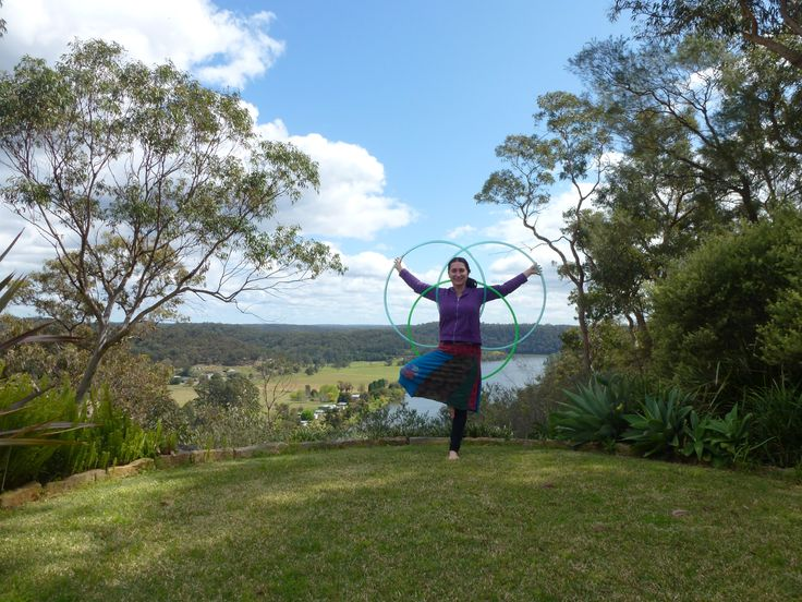 The 2nd Core Self Awakening Retreat was held during the Spring Equinox Oct '15. We stayed at this magnificent property beside the Hawkesbury River with this grassy circle for hoop dancing on.
