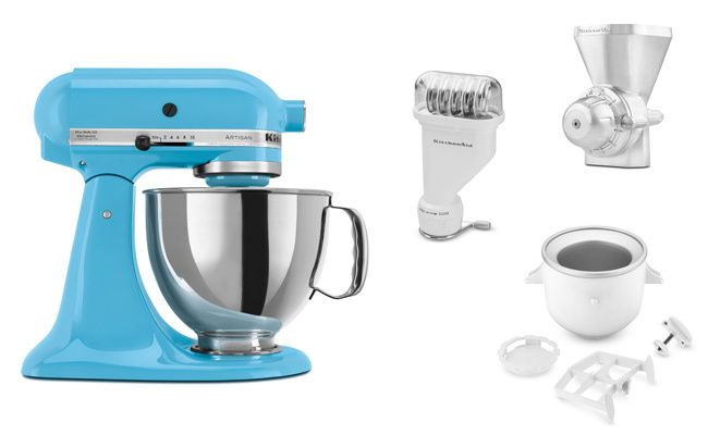 Get Whisked Away By These 8 KitchenAid Accessories! (Scan ItSaturdays)