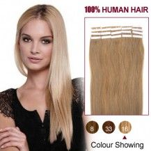 Excite your model pals right now using the opulent hair extensions virgin tape in hair extensions throughout fashionable colors sizes and heights to help befit your current moods.