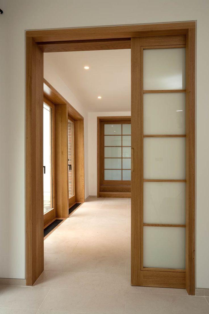 Double Sliding Doors Internal
