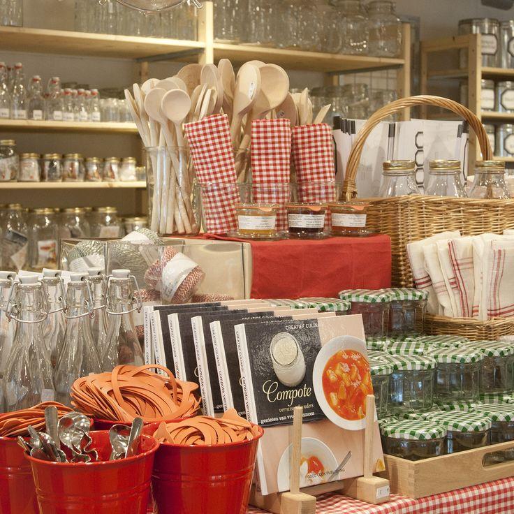 Bij Dille & Kamille vind je alles voor het inmaken van fruit en groenten