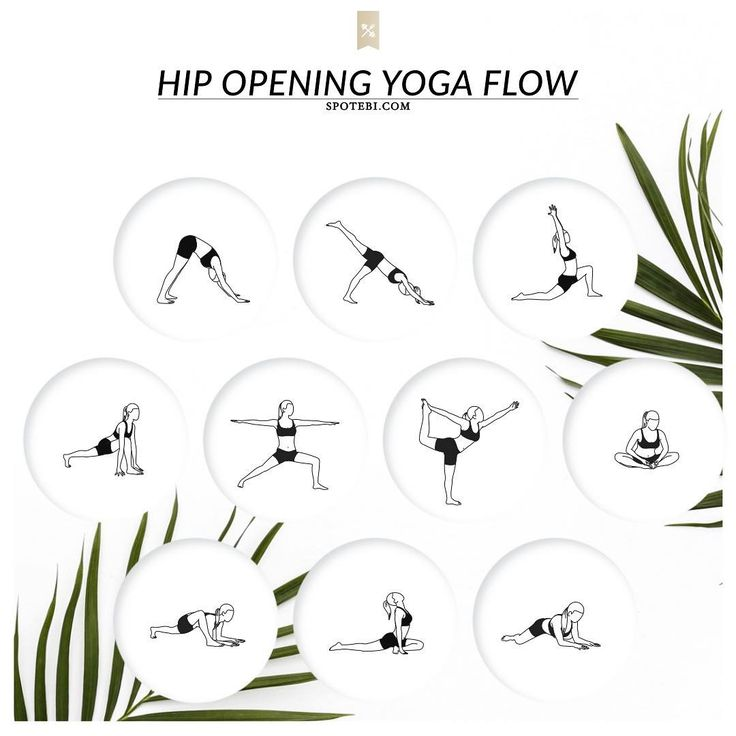 Improve circulation, agility, and flexibility and ease back pain with our hip opening #yoga sequence ➜ http://www.spotebi.com/yoga-sequences/hip-opening-flow/ @spotebi #yogagirl