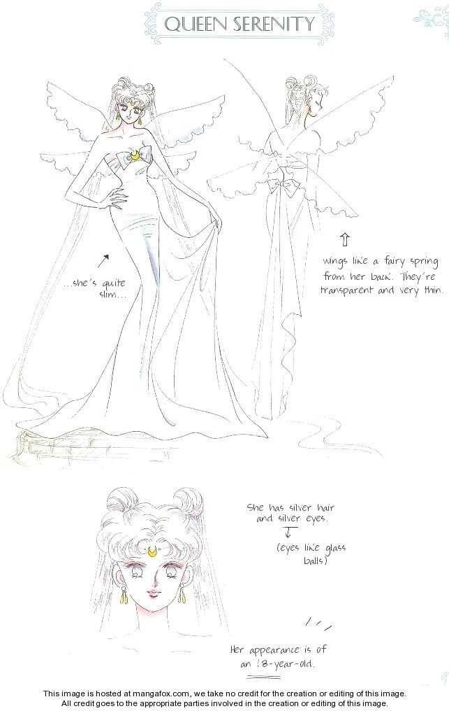 Sailor Moon 6: Art Book BSSM Original Picture Collection