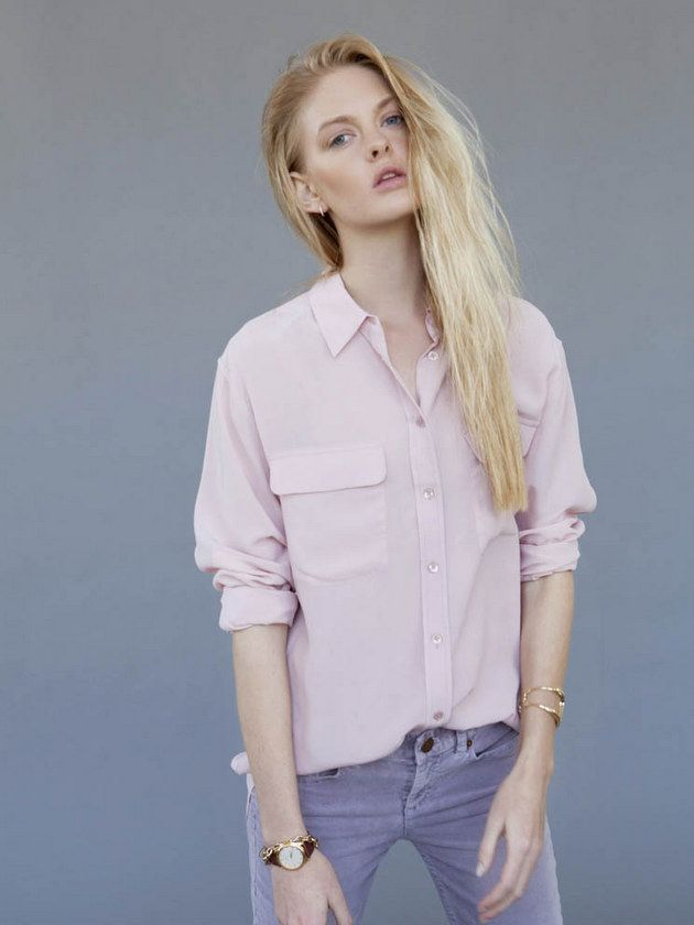 : Pastel, Fashion, Style, Colors, Outfit, Equipment Spring, 2012 Lookbook, Spring 2012, Shirt