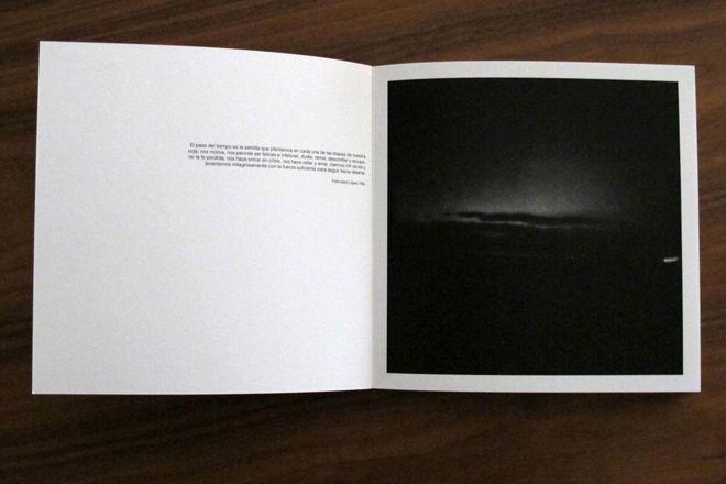 Maqueta 'Photo Diary' autopublicada por Gerard Boyer