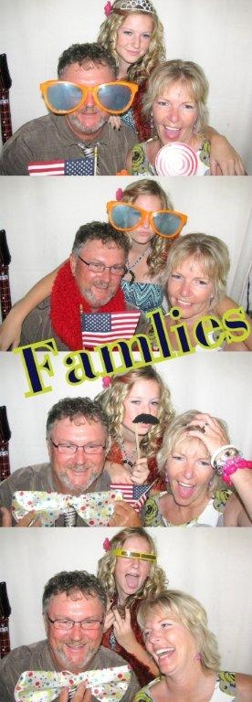Memorable moments with the family