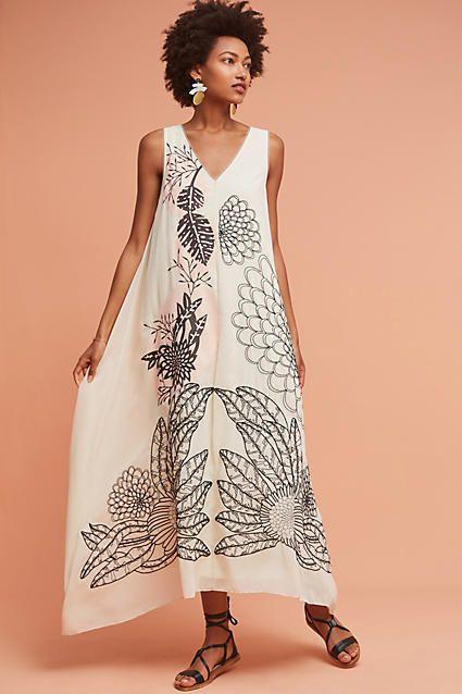 Geisha Designs Sheena Maxi Dress