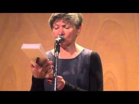 Mariangela Gualtieri legge Wislawa Szymborska (La Punta della Lingua 2012) - YouTube