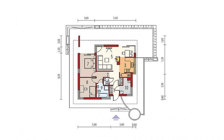 21 best house plans images on Pinterest Blueprints for homes