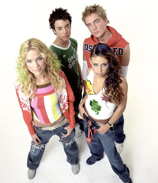The A*Teens <3 I loved themmm so much