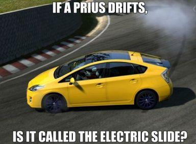 Prius drift - Car Throttle