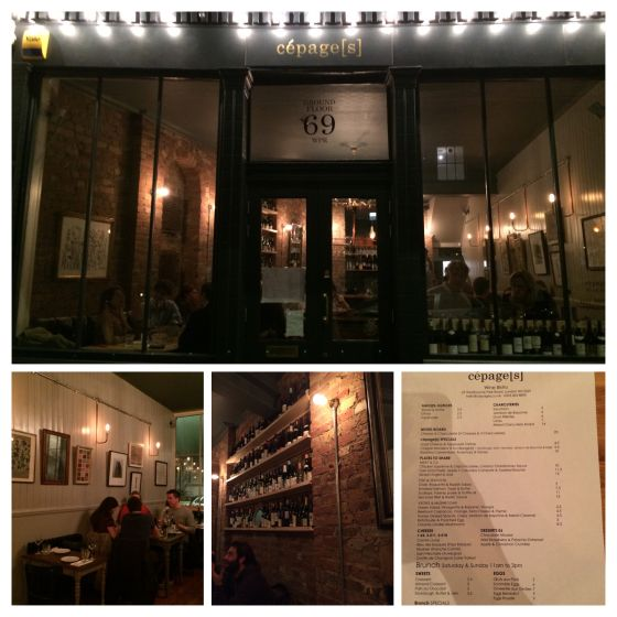 The perfect French little bistro. Small, cozy, good location, delicious food and great wine list. You'll be served by French, eat French and feel French. Does not come cheap, dishes are small and to share. Most wines here, you won't be able to find in the shops in London.This makes it all more charming.  69 Westbourne Park road, London W2 5QH | +44203 602 8890 | Twitter: @cepagesWPR | Tube; Royal Oak or Ladbroke Grove | Map