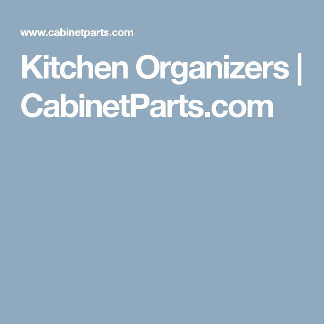 Kitchen Organizers | CabinetParts.com
