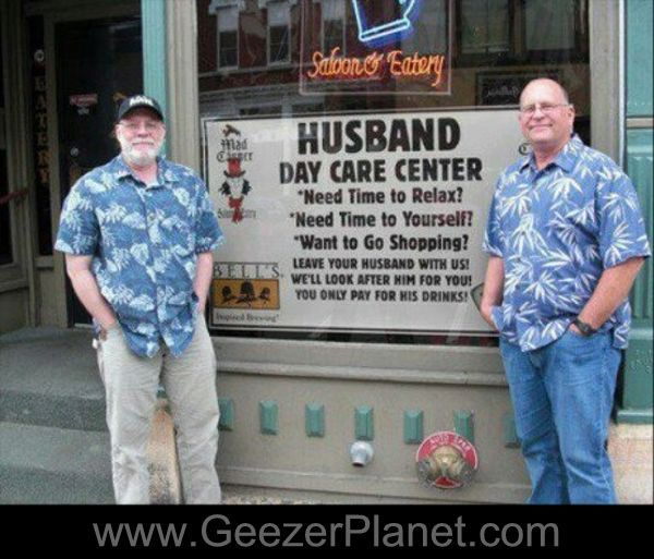 Over the Hill, Getting Old, Senior Citizen Retirement Humor - Old age jokes cartoons and funny photos
