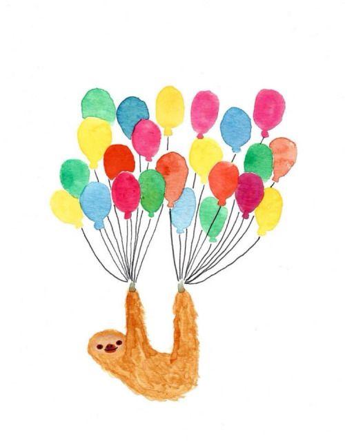 Ballooning Sloth