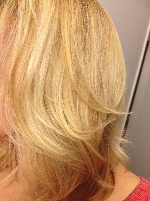 Blond Color Roots Redken 7n 8ab Equal 30 Minutes