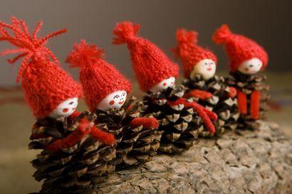 Dansk Handicap Forbund :: Find julepynt i naturen