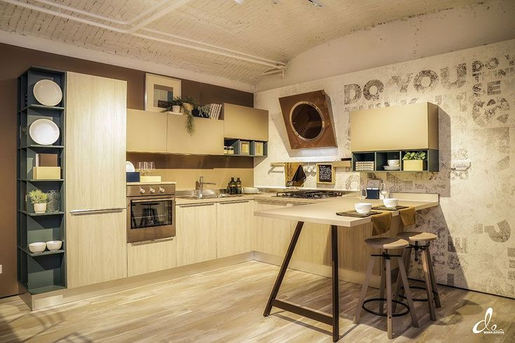 Superbe Il Gruppo Lube Rivoluziona Il Mondo Delle Cucine Con Lu0027apertura Del Grande  Creo Kitchens