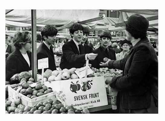 Beatles in Stockholm