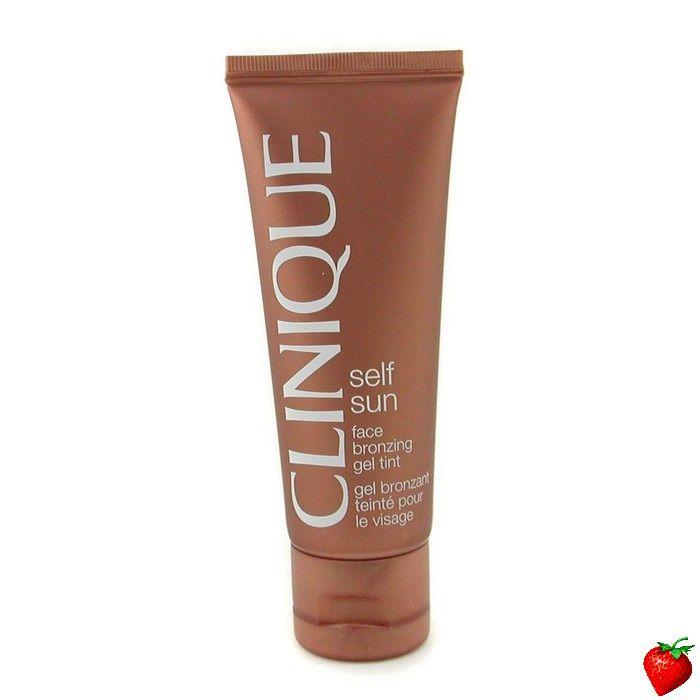 Clinique Self Sun Face Bronzing Gel Tint 50ml/1.7oz #Clinique #Skincare #Bronzer #SummerSpecials #Summer #Beach #Beauty #HotPick #FREEShipping #StrawberryNET