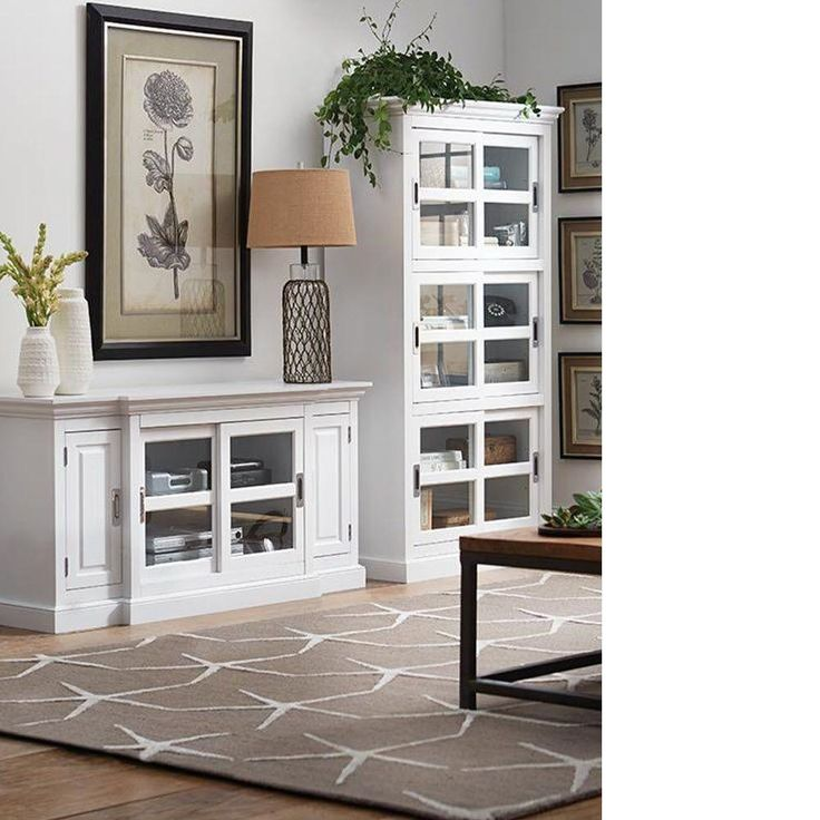 home decorators collection lexington 3shelf bookcase with glass doors in